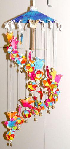 http://www.awakenedaesthetic.com/2011/04/hanging-mobiles-art-for-adults/