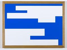 """Gerwald Rockenschaub, """"Intarsien 6"""", 2011."""