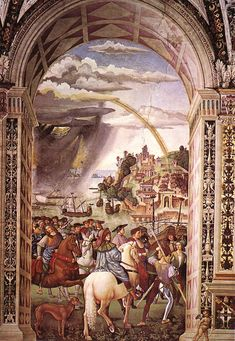 biblioteca piccolomini raffaello - Google Search