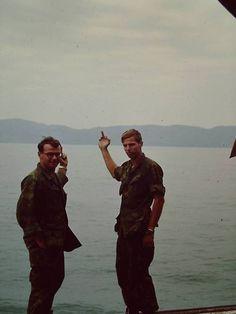 Leaving Vietnam ~ Vietnam War c. 1968