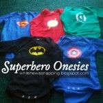 While He Was Napping: Superhero Onesies heat transfer vinyl. My children will all be Batman supporters from birth. Silhouette Cameo, Silhouette Projects, Our Baby, Baby Boy, Babyshower, My Children, Future Children, Baby Fever, Future Baby