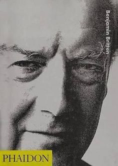 Benjamin Britten, 20th-Century Composers by Michael Oliver, 9780714832777.