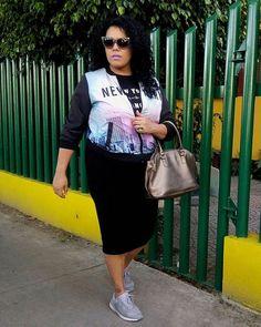 💜 Look de viernes 💜 #yocurvilinea #arhemolina #blogcurvy #plussizefashionblogger #curvybloggersmx #modaengrande