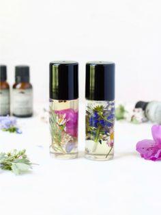 Parfüm készítés házilag, receptekkel.