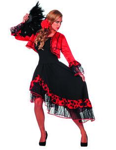 Spaanse carmen is een mooie Spaane jurk met bolero en uiteraard leverbaar op maat Andalusia Spain, Halloween 2019, Girl Costumes, Elegant, How To Wear, Outfits, Dresses, Labrador, Fashion