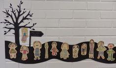 Anna idean kiertää!: Meidän luokka Autumn Crafts, First Grade, Classroom Decor, Anna, Back To School, Alphabet, Arts And Crafts, Kids, Teaching