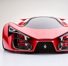 Ferrari F80 concept! Lord have mercy that thing looks thirsty! #FutureCars