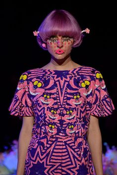 Romance was Born Go Down The Rabbit Hole At MBFWA 2013 - Pedestrian TV