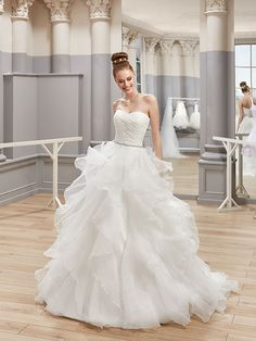 Collections Robes de mariée Melle Swan