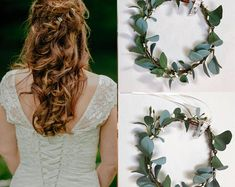 Items similar to Succulent Crown Greenery Crown Eucalyptus crown Adult flower crown Cream Flower crown Succulent Succulent Bridal Halo Etsy on Etsy Wedding Arch Rustic, Garland Wedding, Wedding Backdrops, Cheap Wedding Decorations, Wedding Ideas, Diy Wedding, Wedding Hair, Bridal Hair, Dream Wedding