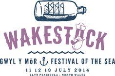 Wakestock Gŵyl y Môr - Festival of the Sea