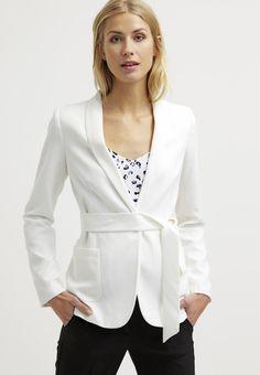 KIOMI Blazer - white for with free delivery at Zalando Blazers, Jackets, Service Client, Free Delivery, Women, Sport, Fashion, White Blazers, Fashion Ideas