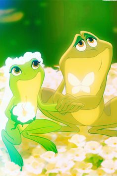 The Princess and the Frog #disney #princessandthefrog