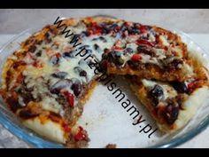www.przepismamy.pl: Jak zrobić pizze po meksykańsku