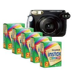 Fuji Instant Camera for fun photo booth