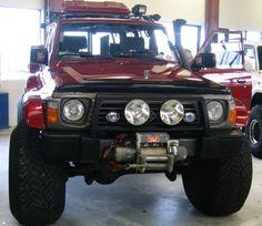 Nissan Patrol 44