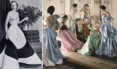 A look inside the MET's Charles James book http://dailym.ai/1iiHU5Z