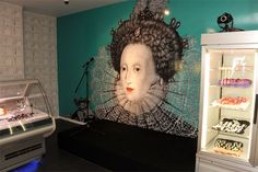 Future vintage retail branding for British Designer's Collective showcase - Bridgeman - Art, Culture, History