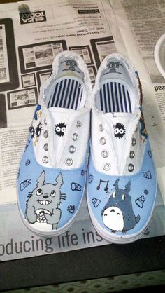My Neighbor Totoro Shoes