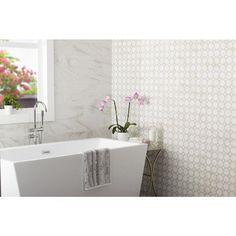 Idole Tear Gray Ceramic Wall Tile 12in X 24in Floor