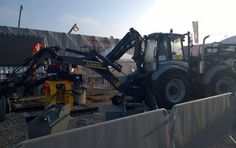 Lännen Rail & Line Systems @Bauma2016   #Lännen #Lannen #multifunction #machine #multifunctionmachine #multipurpose #multimaskin #machines #infra #backhoe #loader #backhoeloaders #excavator #machinery #construction #heavymachinery #heavyequipment #earthmoving