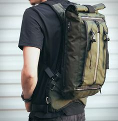 Mission Workshop are known for engineering some of the best bags on the planet, the Hauser is a complete weatherproof hydration pack, built to ensure your gear will always stay dry. Diaper Bag, Mission Workshop, Day Backpacks, Hydration Pack, Best Bags, Fashion Bags, Women's Fashion, Luggage Bags, Backpack Bags