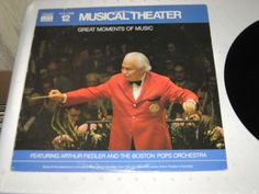 Arthur Fiedler And The Boston Pops Orchestra - Great Moments Of Music Volume 12