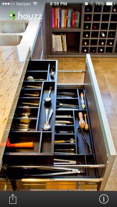 Like the utensil drawers -- EM