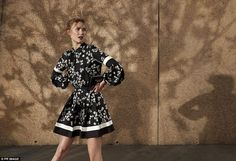 The 24-year-old supermodel is returning to Sydney to walk the runway for the store this we...