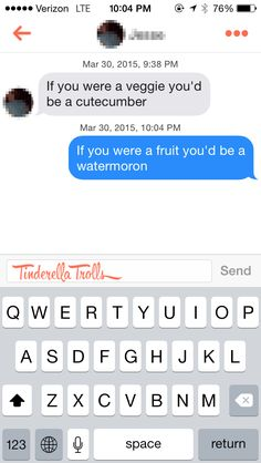 Tinderella Trolls   Worse than Tinderella's Step Sisters Best and Worst Pick-up Lines of Tinder!