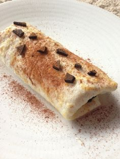Ripped Recipes - Egg White Wrap - Easy and versatile gluten free wrap!