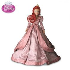 Disney's Princess Ariel Ball-Jointed Fashion Doll by Ashton Drake « Game Searches