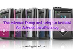 Why the Adrenal Pump is a brilliant method for treating Adrenal Insufficiency