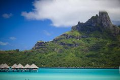 4. Le Méridien Bora Bora  What you see beyond the long expanses of sea is rivaled by what's visible under water. The private snorkeling lagoon is full of sea turtles that are brought here to rehabilitate (from sickness or injuries).