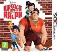 Jeu 3DS Les Mondes de Ralph