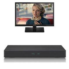 Panasonic Tx-24ds500b 24 Inch 720p Hd Ready Smart Led Tv And Panasonic Sc-hte80eb-k Wireless Speakerboard Bundle
