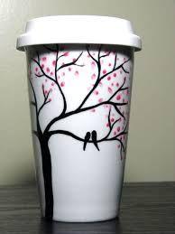 Resultado de imagen de painted mugs