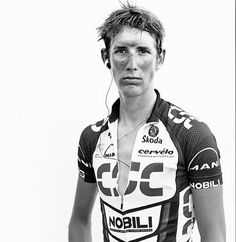 Sad to see you go Andy! Enjoy retirement, not sure you managed to beat this shot #bluesteel #inspiration #schleck #cycling
