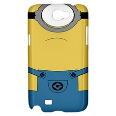 Despicable Me Minions Samsung Galaxy Note 2 Hardshell Case | bestiphone5caseshop - Accessories on ArtFire