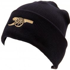 Arsenal F. - Turn up knitted hat - adults one size fits all - embroidered crest - with a swing tag - official licensed Swing Tags, Arsenal Fc, One Size Fits All, Knitted Hats, Baseball Hats, Beanie, Baseball Caps, Caps Hats, Beanies