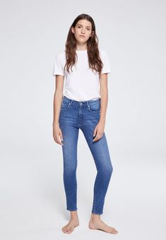 Check our DetoxDenim Women Collection! Trends, Models, New Wardrobe, Slim Fit, Skinny Fit, Jeans, Blue Denim, Clothes For Women, My Style