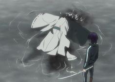 Rabo was killed by Yato @ Noragami