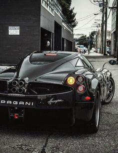 The Most Trending Pins: Pagani Huayra