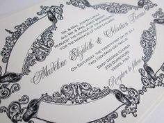 Baroque wedding inspiration