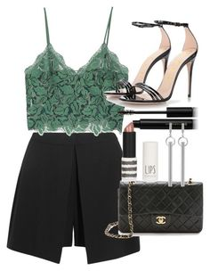 featuring Alexander McQueen, MANGO, Gucci, Illamasqua, Topshop and Isabel Marant Komplette Outfits, Night Outfits, Classy Outfits, Summer Outfits, Casual Outfits, Fashion Outfits, Womens Fashion, Batman Outfits, Rock Outfits