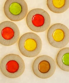 Stained-Glass Cookies