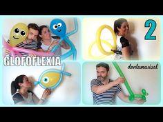 Globoflexia fácil para niños 2 Donlumusical - YouTube