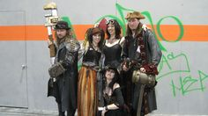 steampunk pirats SDCC 2008?