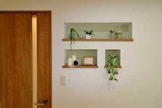 ご家庭の個性を彩るかわいいニッチの飾り棚