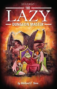 "The Weem reviews ""The Lazy Dungeon Master"" by Mike Shea of Sly Flourish fame"